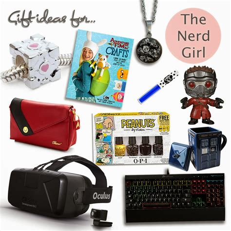 geeky girl christmas gift guide ideas for nerdy cosmic kick