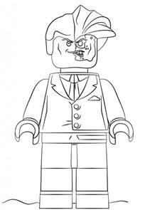 lego movie coloring pages batman