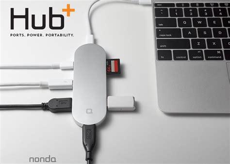 Jual Hub Usb C hub usb c hub card reader display port and more