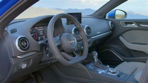 audi a3 sedan interior new 2016 audi a3 sedan interior