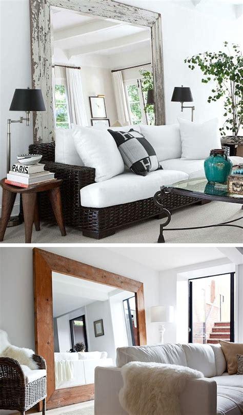 Cermin Yang Besar 7 tips menyiasati ruangan sempit jadi fungsional rumah dan gaya hidup rumah