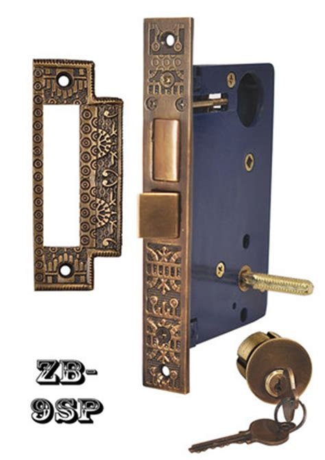 pattern lock door vintage hardware lighting recreated entry door lock