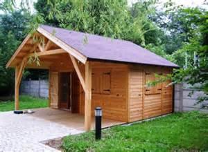 Construire Auvent De Terrasse En Bois