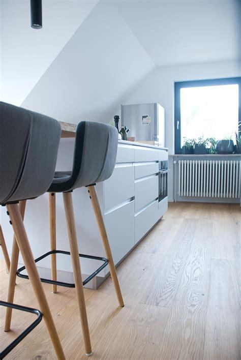 kleine küche dachschräge dachschr 228 ge offene k 252 che