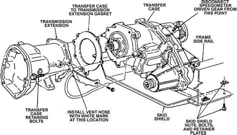 Transfer Case Assembly