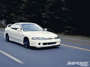 Jdm Acura Integra Type R 2001 Acura Integra Type R Import Tuner Magazine