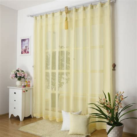 yellow sheer curtain nice yellow sheer curtains in modern looking style