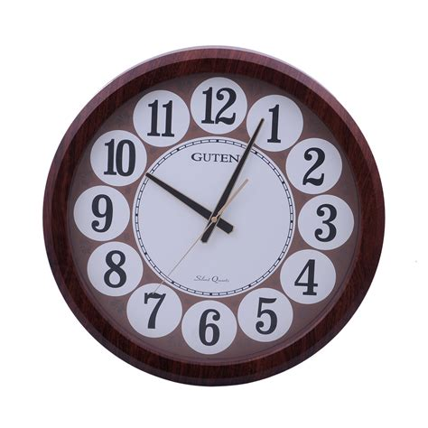cheap wall clocks cheap wall clocks cheap plastic round wall clock gd837 1 in wall clocks from