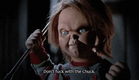 annabelle doll in london evil dead horror gif find on giphy