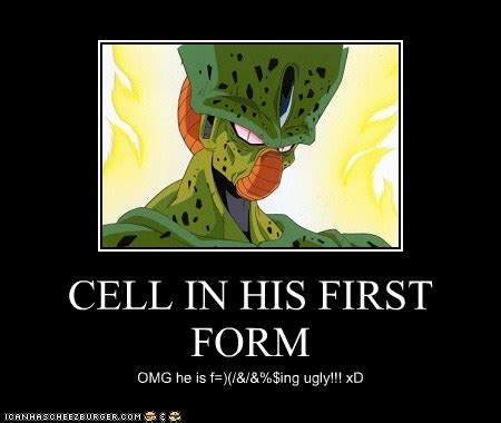 cell meme by mr0spot on deviantart