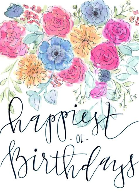 Birthday Cards For Artists 25 Best Ideas About Birthday Images On Pinterest Happy