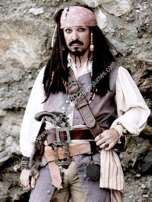 how to make a jack sparrow costume legendary costumes ideas more pin by coolestparties on adult pirate costume ideas