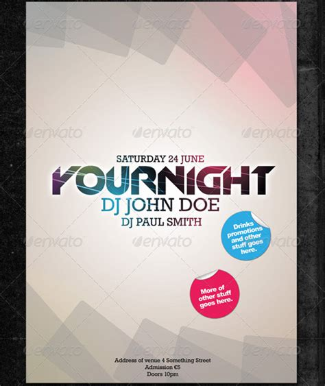 flyer templates psd 160 free and premium psd flyer design templates print