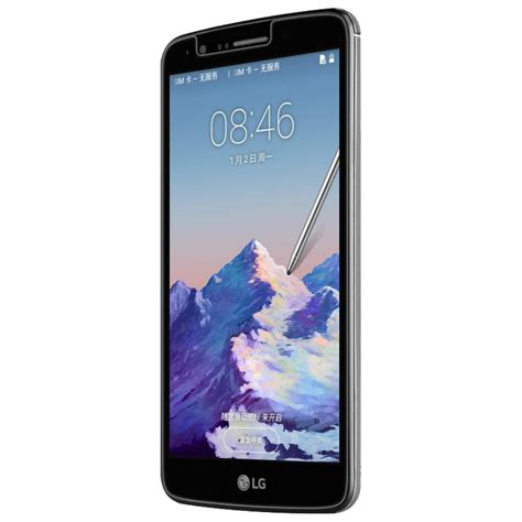 Lp Tempered Glass Lg Stylus 3 lg stylus 3 nillkin h tempered glass screen protector