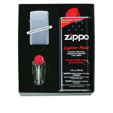 Zipo Set authentic zippo slim 174 lighter gift set zippo