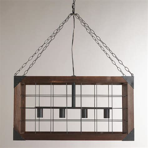Rectangle Farmhouse Chandelier Look 4 Less And Steals And Deals Page 56
