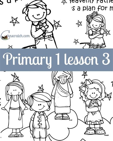 lds coloring pages heavenly father 73 best images about all things primary on pinterest