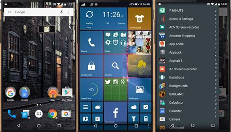 launchers for android free best android launchers of all time 2016