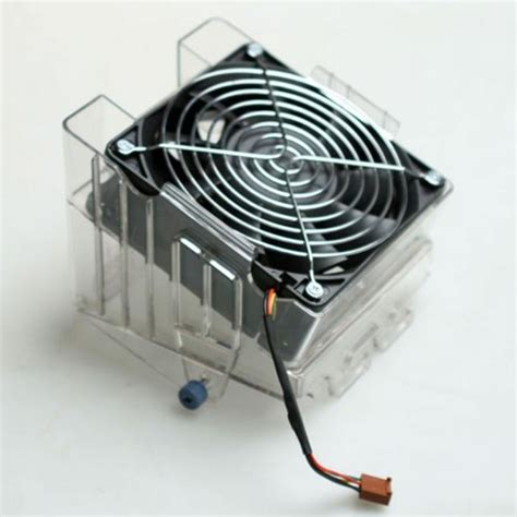 Hp 367637 001 120mm Fan Assembly For Ml350 G4 G4p hp 365866 b21 fans proliant accessories search page