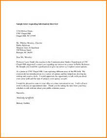 Formal Letter Sle Asking Information 9 Request Information Letter Hr Cover Letter