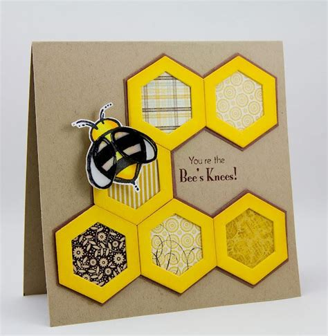 bee cards adorable bumble bee card cards and such