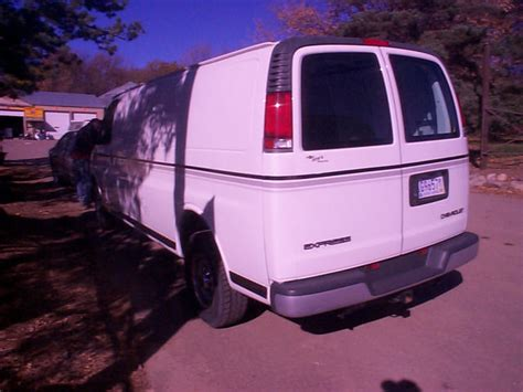 car repair manuals download 1999 chevrolet express 3500 electronic toll collection 1999 chevy express 3500 van rear drive shaft ebay