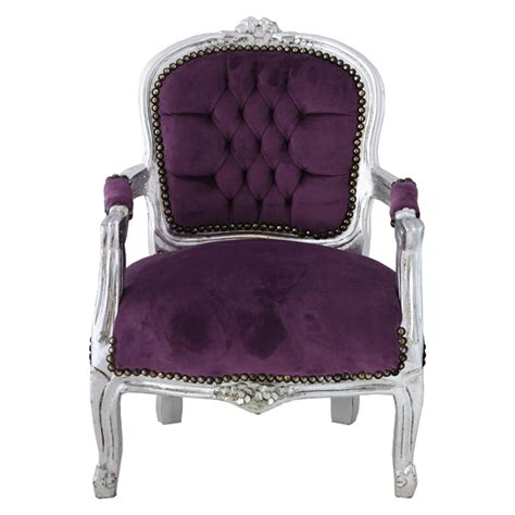 purple bedroom chair girls bedroom silver leafed girls chair in purple a must