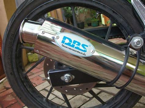 Emblem Knalpot Dbs Timbul ciri ciri knalpot dbs orisinil thailand