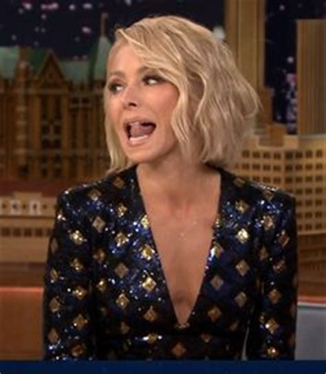 what is kelly ripa new haircut called 1000 images about hair on pinterest kelly ripa short