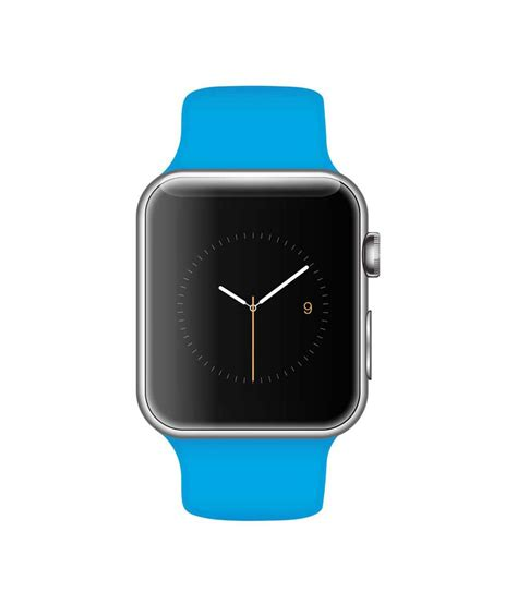 Smartwatch Iwatch apple sport iwatch smartwatch wrist blue 38mm a1553 wearable smartwatches