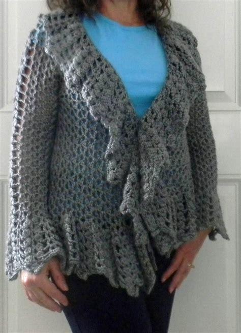 pattern crochet jacket crochet circle jacket caron pattern lifewithkeo