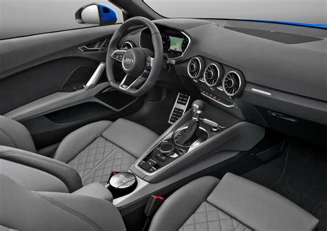 Audi Tt 2015 Interior by Audi Tt Roadster 2015 El Peque 241 O Cabrio De La Marca Gana Br 237 O