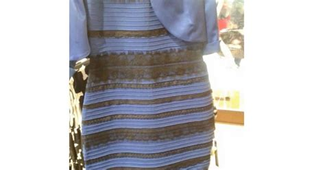 the dress is blue and black says the girl who saw it in is it blue and black or white and gold dress color debate