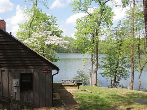 Philpott Lake Cabins by Junius B Fishburn Donated The Land To Create