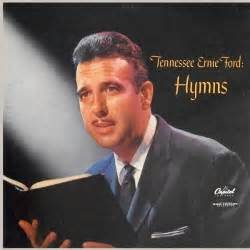 tennessee ernie ford hymns capitol records t 756 vinyl