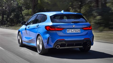 2019 1 Series Bmw by Bmw Reveals Redesigned 2019 1 Series Hatchback