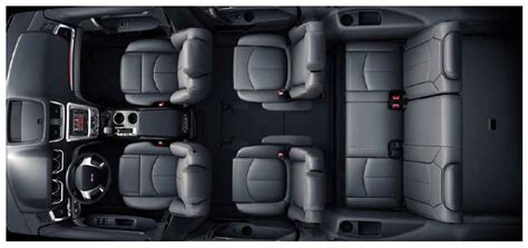 2013 gmc terrain 3rd row seating suv with a spacious third row of seating