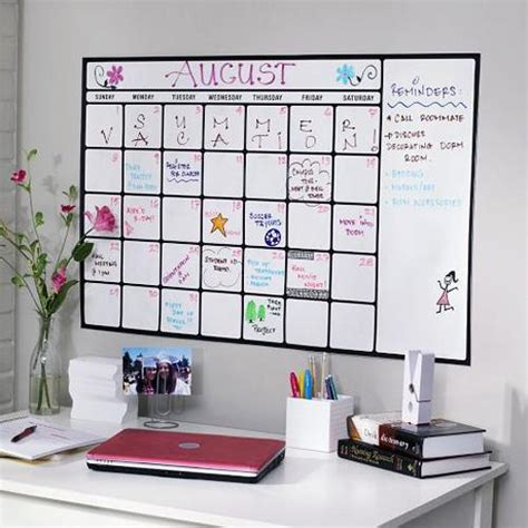 calendar photo themes ideas 20 cheap ideas to create diy calendars for unique wall
