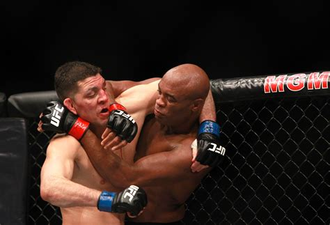 ufc silva nick diaz fail ufc 183 test