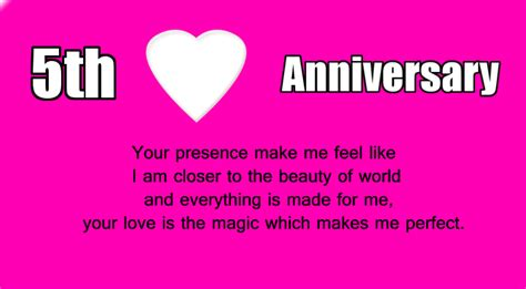 Wedding Wishes To Husband by 5th Wedding Anniversary Wishes For Husband Wishes4lover