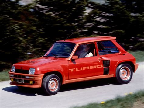 renault 5 turbo renault 5 turbo influx
