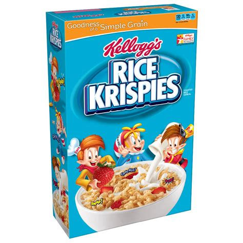 kellogg s frosted krispies toasted rice cereal 12 5 oz walmart com