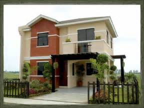 Design Of Houses by House Designs Philippines Architect Bill House Plans