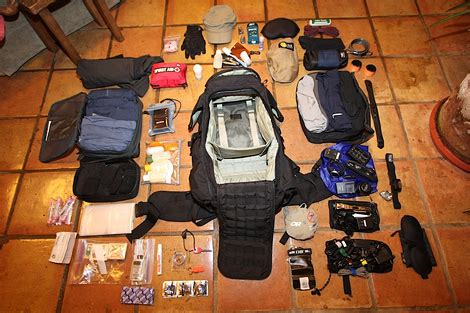 Tips On Packing For A Hiking Trip by 7kg Or Less Packing 101