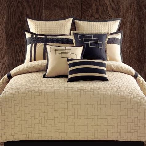 Cream Navy Blue Bedding Lover Boy And I Pinterest