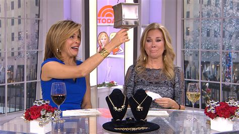 hairdresser for kathie lee and hoda klg hoda tear up again over touching christmas ad