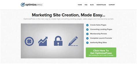 optimizepress blog templates choice image templates