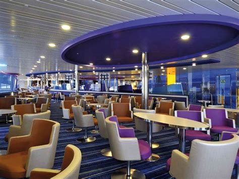 Modern Cabins by Armorique Cruise Ferry Ship Information Brittany Ferries