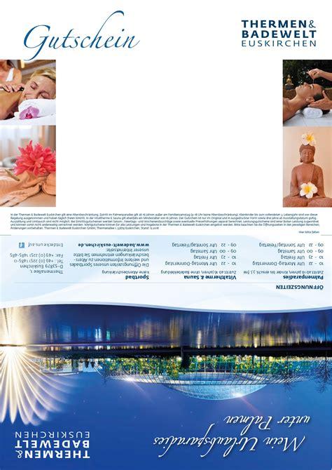 therme euskirchen massage massagegutschein thermen badewelt euskirchen