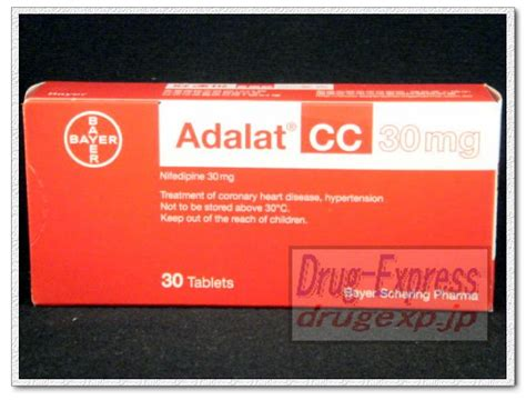 Adalat Oros 30mg Harga Box express shop adalat cc tablets 30mg